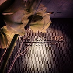 Photo taken at The Angler's Boutique Resort by Giovanni P. on 11/22/2013