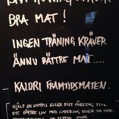 Photo taken at Restaurang Kalori by Simon K. on 1/8/2014