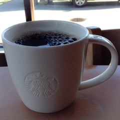 Photo taken at Starbucks by Brian E. on 2/24/2014