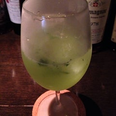 Photo taken at the bar nano. by Hiroaki H. on 6/19/2013