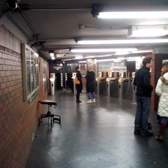 Photo taken at MBTA Hynes Convention Center Station by Marco V. on 1/20/2013