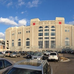 Photo taken at Memorial Stadium by Nick B. on 1/15/2013