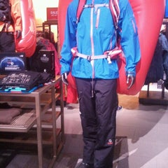 Photo taken at The North Face by Wayn L. on 2/1/2013