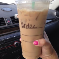 Photo taken at Starbucks by Andrea H. on 6/30/2014
