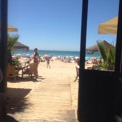 Photo taken at Chiringuito La Ola Bar by Michael O. on 8/23/2014