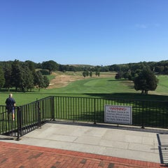 Photo taken at Bethpage State Park - Black Course by Steven G. on 9/6/2015