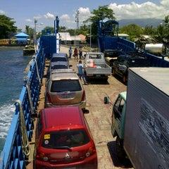 Photo taken at Sibulan Pier (Ferry Terminal) by Elmer Baguio on 4/29/2013