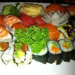 Photo taken at Kyoto restaurant by Renáta M. on 1/6/2013