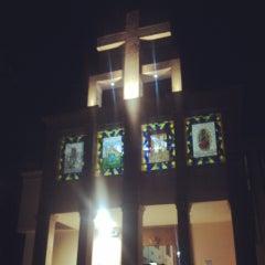 Photo taken at Parroquia Santa Eduwiges by Marina V. on 3/17/2014