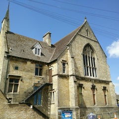 Photo taken at Stow-on-the-Wold by Apostolos M. on 6/7/2015
