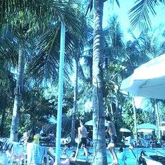 Photo taken at Pantai Mutiara Swimming Pool by Idhen A. on 8/24/2013