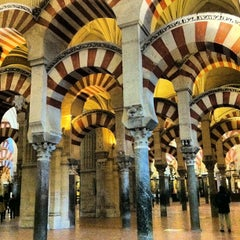 Photo taken at Mezquita-Catedral de Córdoba by Tulio P. on 1/20/2013