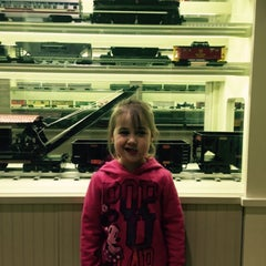 Photo taken at Children's Museum of Virginia by Melanie O. on 3/20/2015