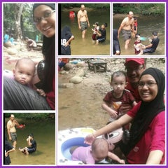 Photo taken at Sg. Congkak Waterfall by Msz_lady f. on 9/26/2015