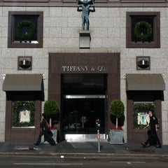 Photo taken at Tiffany & Co. by Kylie B. on 12/10/2012