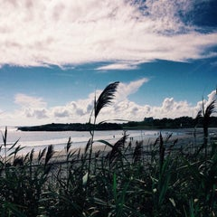 Photo taken at Plage Jacques Cartier by Jacques C. on 8/22/2015