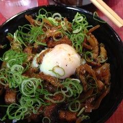 Photo taken at 小松家 淀屋橋店 by nobu4 on 7/11/2013