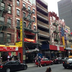 Photo taken at Chinatown by Ondra S. on 8/26/2013