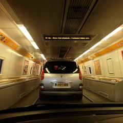 Photo taken at Eurotunnel Victor Hugo Terminal by Noda T. on 4/6/2013
