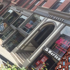 Photo taken at Newbury Street by Heyam T. on 7/15/2015