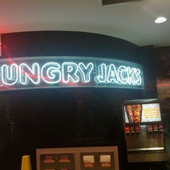 Photo taken at Hungry Jack's by AJ on 12/10/2012