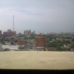 Photo taken at Torre Empresarial Claret by Ender A. on 10/8/2013