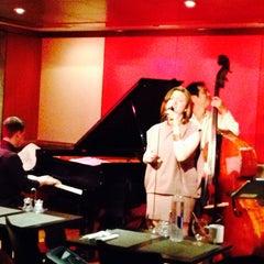 Photo taken at The Jazz Room at The Kitano by Eduardo C. on 7/3/2014