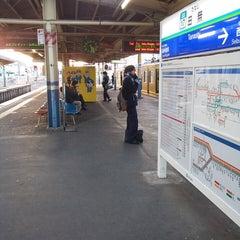 Photo taken at 田無駅 (Tanashi Sta.) (SS17) by Kazuya Y. on 2/23/2013