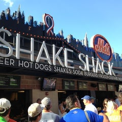 Photo taken at Shake Shack by Marie Q. on 7/16/2013