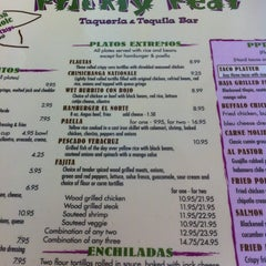 Photo taken at Prickly Pear Taqueria by Craig W. on 12/19/2012