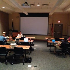 Photo taken at Germanna Community College by Matthew A. on 8/18/2014