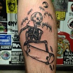 Photo taken at Northern Liberty Tattoo by Kyle F. on 7/17/2015
