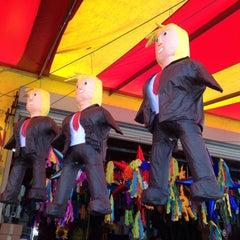 Photo taken at Piñata District - Los Angeles by Arturo L. on 8/7/2015