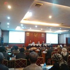 Photo taken at Kementerian Desa, Pembangunan Daerah Tertinggal dan Transmigrasi by Henry Z. on 9/29/2014