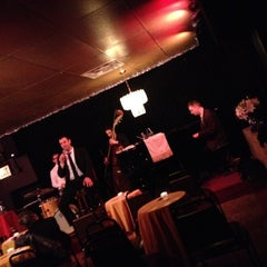 Photo taken at 3160 - Chicago's Piano & Cabaret by Stacy M. on 4/11/2013
