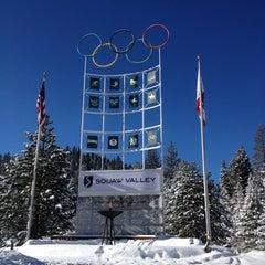 Photo taken at Squaw Valley Ski Resort by Stuart B. on 1/12/2013