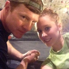 Photo taken at Red Rock Climbing Center by Blaire C. on 12/22/2013