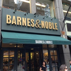 Photo taken at Barnes & Noble by William S. on 6/8/2013