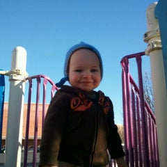 Photo taken at Bricktown Park by Sid B. on 12/29/2012
