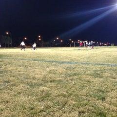 Photo taken at Desert Breeze Soccer Complex by PlatinumKustomz J. on 11/8/2013