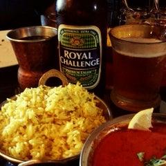 Photo taken at Taste Of India by Karen W. on 5/29/2013