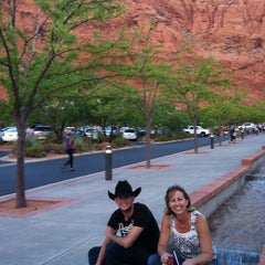 Photo taken at Tuacahn Center for the Arts by Gonzo D. on 8/17/2013