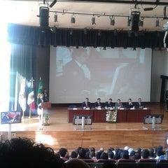 Photo taken at Centro Universitario UAEM Valle de Mexico by Barbara on 5/14/2015