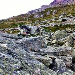 Photo taken at Col De La Croix De Fer by David D. on 8/25/2012