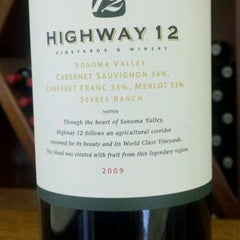 Photo taken at Highway 12 Winery - The Corner Store by Ken W. on 3/15/2012
