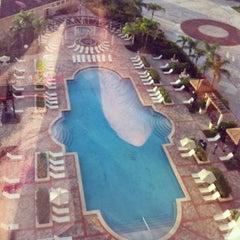 Photo taken at Rosen Shingle Creek Hotel by David K. on 1/11/2013