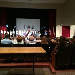 Photo taken at Santaluces High School by Steve Z. on 6/4/2014