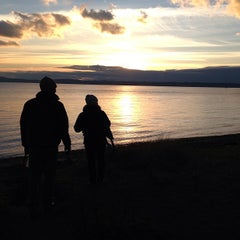 Photo taken at Discovery Park by Evan C. on 1/12/2013