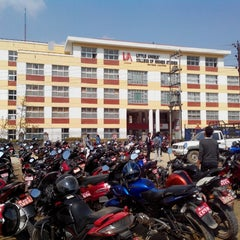 Photo taken at Little Angles School by Manish S. on 3/15/2014