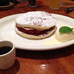 Photo taken at The Pancake Parlour by Celia C. on 7/11/2013